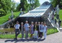 07 Cascade à Peterhof, le petit Versailles au bord du golf de Finlande